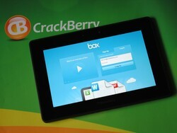 Box.net gains 500,000 BlackBerry PlayBook users since launching in September 2011