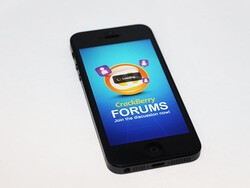 CrackBerry Forums app for iOS updated with iPhone 5 and iOS 6 support