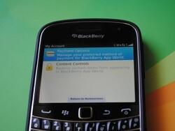 BlackBerry App World carrier billing arrives on Virgin Mobile UK