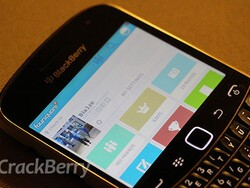 Foursquare for BlackBerry updated to v5.5.5