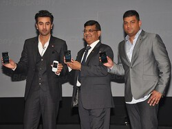 BlackBerry introduces the BlackBerry Z10 Smartphone in India