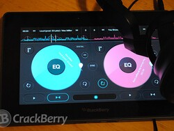 Try out Pacemaker free for the BlackBerry PlayBook