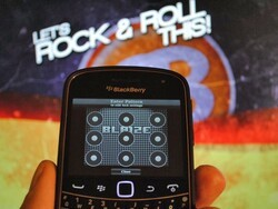 """RIM awarded patent for """"pattern tap to unlock"""", actively testing on BlackBerry 7.1 devices"""