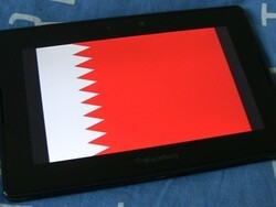 BlackBerry PlayBook now available from Zain Bahrain