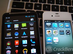 iOS and Android clients now available for BlackBerry Mobile Fusion