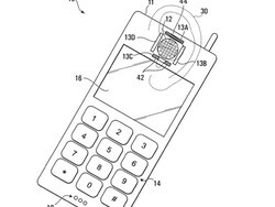 RIM granted patent that allows for volume adjustment based on handset placement