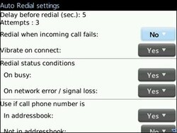 Redial On! - Call back dropped calls automatically!