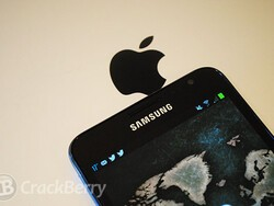 What does the Samsung vs. Apple patent lawsuit mean to the Research In Motion?