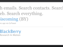 RIM teases those waiting for BlackBerry 6 on Twitter!