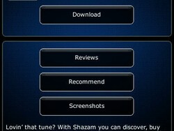 Shazam - Updated for BlackBerry Torch 9800 compatibility
