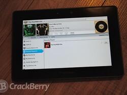 Slacker Radio for BlackBerry PlayBook updated to v1.2.6