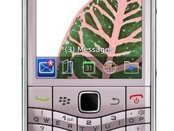 TELUS launches Pink BlackBerry Pearl 3G; Available in black soon