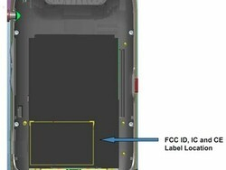 BlackBerry Torch 9850 & 9860 show the FCC their internals