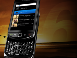 Research In Motion launches the BlackBerry Torch Smartphone in Hong Kong