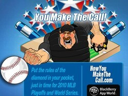 Umpires Media Inc. launches the first baseball rules mobile app - You Make The Call