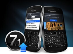Leaked versions of BlackBerry 7.1 now available for most compatible devices!