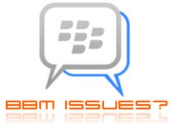 BlackBerry Messenger Issues Today? Seems That Way