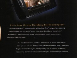 BlackBerry Storm 2 Coming To Rogers Or Just A Marketing Mix Up?