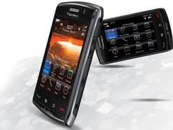 BlackBerry Storm 2  9520 Arrives On T-Mobile UK Website