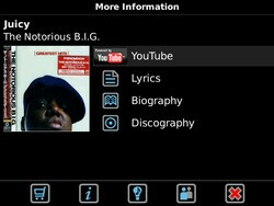 Shazam For BlackBerry Updated To Version 2.5- Music Videos And 7Digital Music Purchases Added