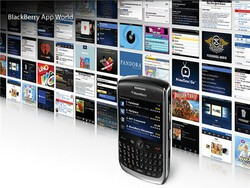 BlackBerry App World makes an appearance in the UAE