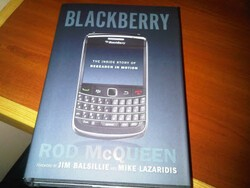 Rod McQueen Speaks About His Book - BlackBerry: The Inside Story Of Research In Motion