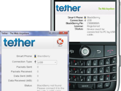 Deal of the Day: 50% Off Tether for BlackBerry