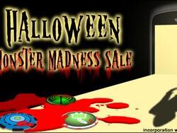 Halloween Monster Madness Sale from S4BB - Check out the incredible deals!