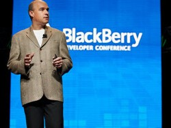 Research In Motion CEO Jim Balsillie Named Business Newsmaker of the Year for 2009