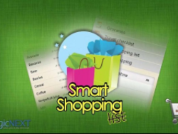 Smart Shopping List: A cross platform management tool that keeps track of lists & expenses