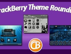 BlackBerry theme roundup for October 4, 2010 - 50 copies of TechIntBB up for grabs!