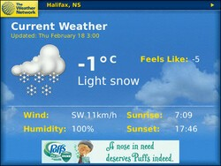 WeatherEye v2.0.1.4 Now Available For Download