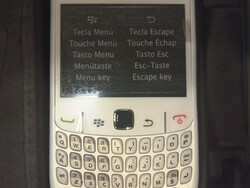 Rogers Releases BlackBerry Curve 8520 In White