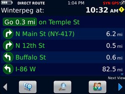 BlackBerry Traffic v3.0.0.389 now available - Includes voice guidance, fixes and more
