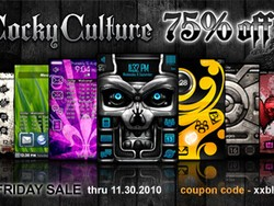 Cocky Culture Black Friday sale - 75% off all themes!