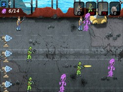 Humans vs Aliens updated - 100 copies to be won!