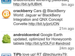 Twitter for BlackBerry reaches v2.0 - Available at the BlackBerry Beta Zone