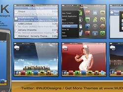 Slick theme from WJD Designs - 25 copies to be won!