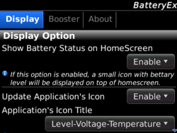 Improve and keep track of your battery life with BatteryEx - 100 copies to be won!