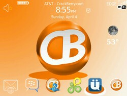 CrackBerry Theme Updated to Support Multiple Devices - Download OTA for Free!