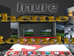 BlackBerry Theme Roundup for May 10th 2010 - 30 Copies of Inure to be Won!