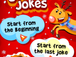 Get in the holiday spirit with Funniest Christmas Jokes and Bubble Birds 2 - both Free from XIMAD!