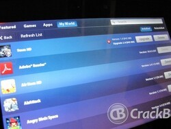 9mm HD gets updated for the BlackBerry PlayBook
