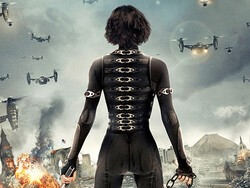Grab some Resident Evil: Retribution wallpapers and join Alice in the fight against the Umbrella Corporation