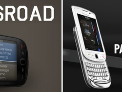 Contest: Win either Paradigm Duo or Crossroad by BBin for your BlackBerry Torch!