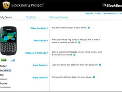 BlackBerry Protect website gets a facelift, adds new features
