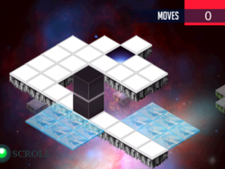 Brain Cube by Ximad - A challenging game for your BlackBerry