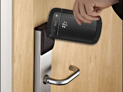 Research In Motion collaborating with Assa Abloy on key-card technology for NFC enabled BlackBerry smartphones