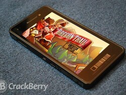 Spider-Man: Total Mayhem HD and Eternal Legacy HD by Gameloft now available for BlackBerry PlayBook