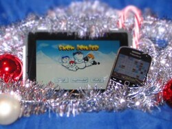 Catch the holiday spirit with games for your BlackBerry and PlayBook!
